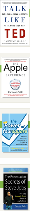 Carmine Gallo Books
